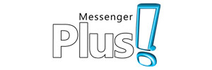Messenger Plus! Logo